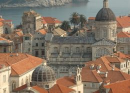 Images of Croatia 2 - Dubrovnik Old town