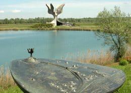 Images of Croatia 2 - Jasenovac war memorial