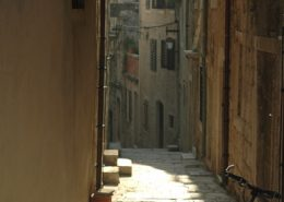 Images of Croatia 2 - Korcula street