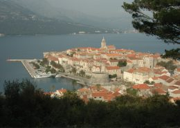 Images of Croatia 2 - Korcula Old Town