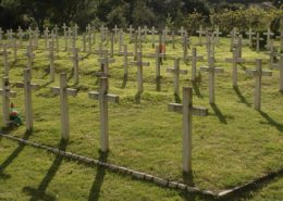 Images of Croatia 2 - Slovenian War Cemetery on Rab
