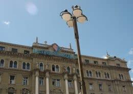 Images of Croatia 2 - RIjeka Jadrolinija building