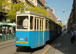 Images of Croatia 2 - Zagreb tram