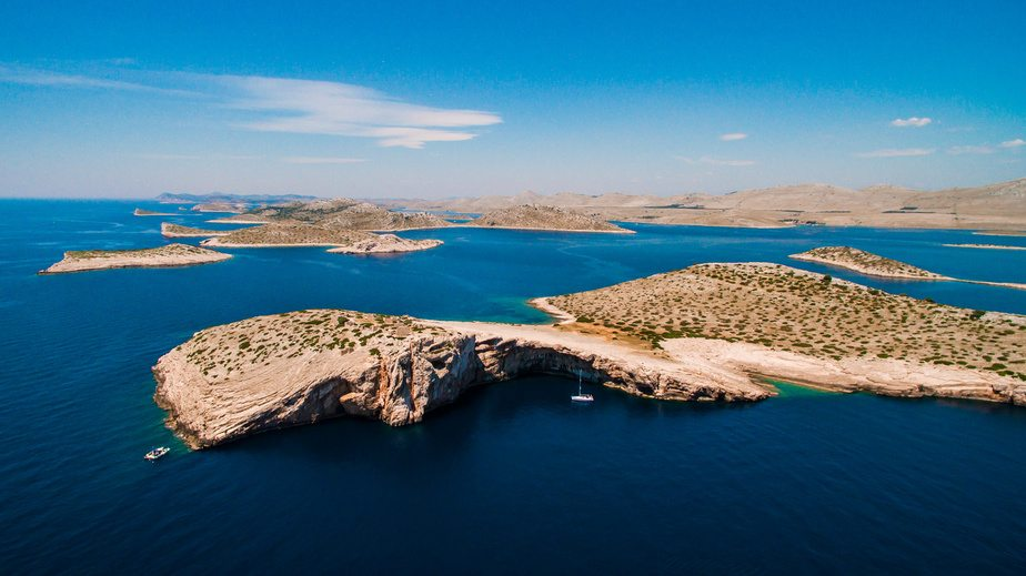 National Parks in Croatia - Kornati