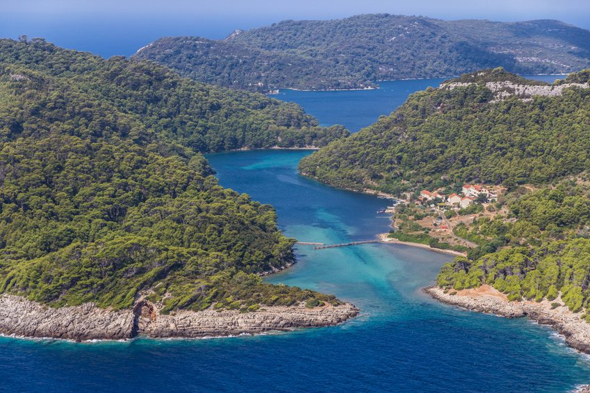 National Parks in Croatia - Mljet