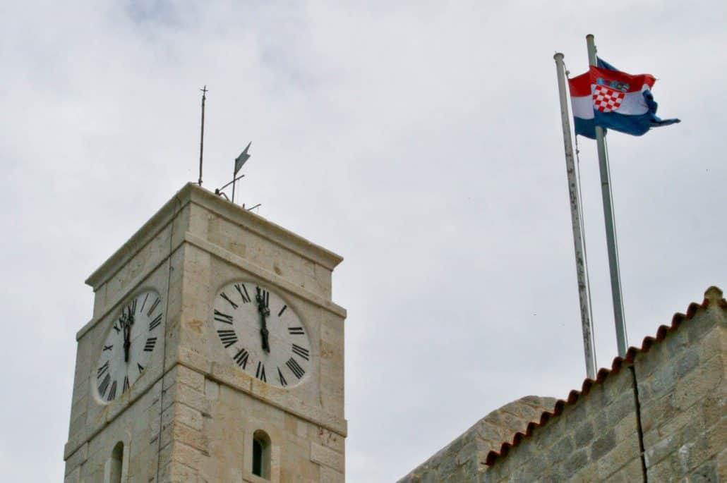 Photos of Vis - Komiza belltower