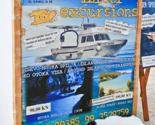 Photos of Vis - Excursions
