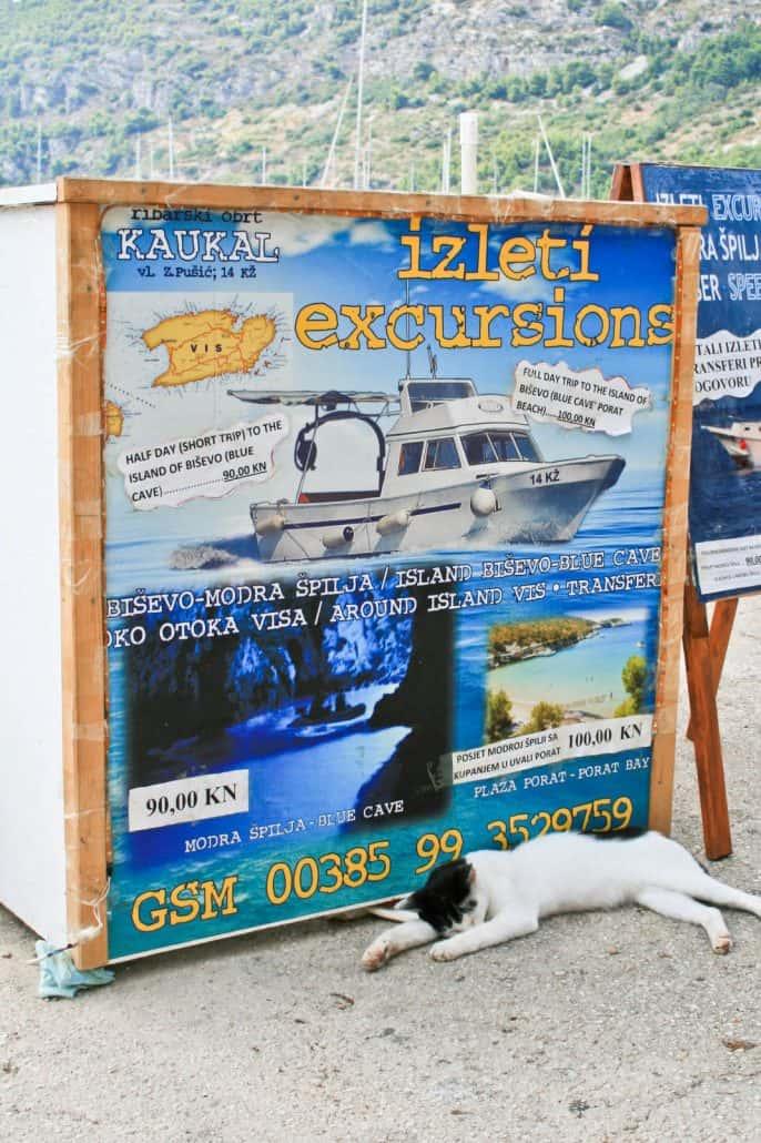 Photos of Vis - Excursions