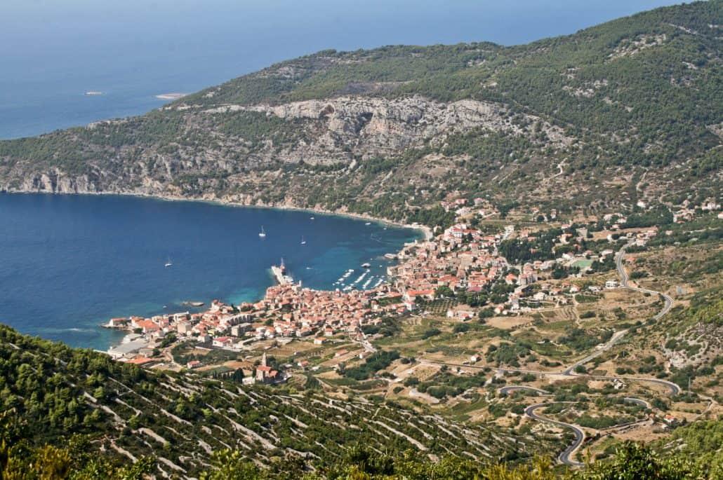 Dalmatian Islands - Vis