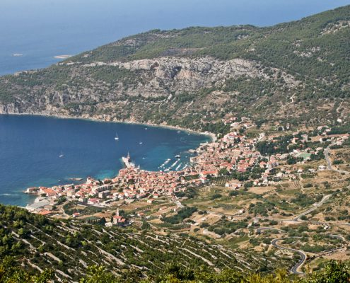 Photos of Croatia - Photos of Vis