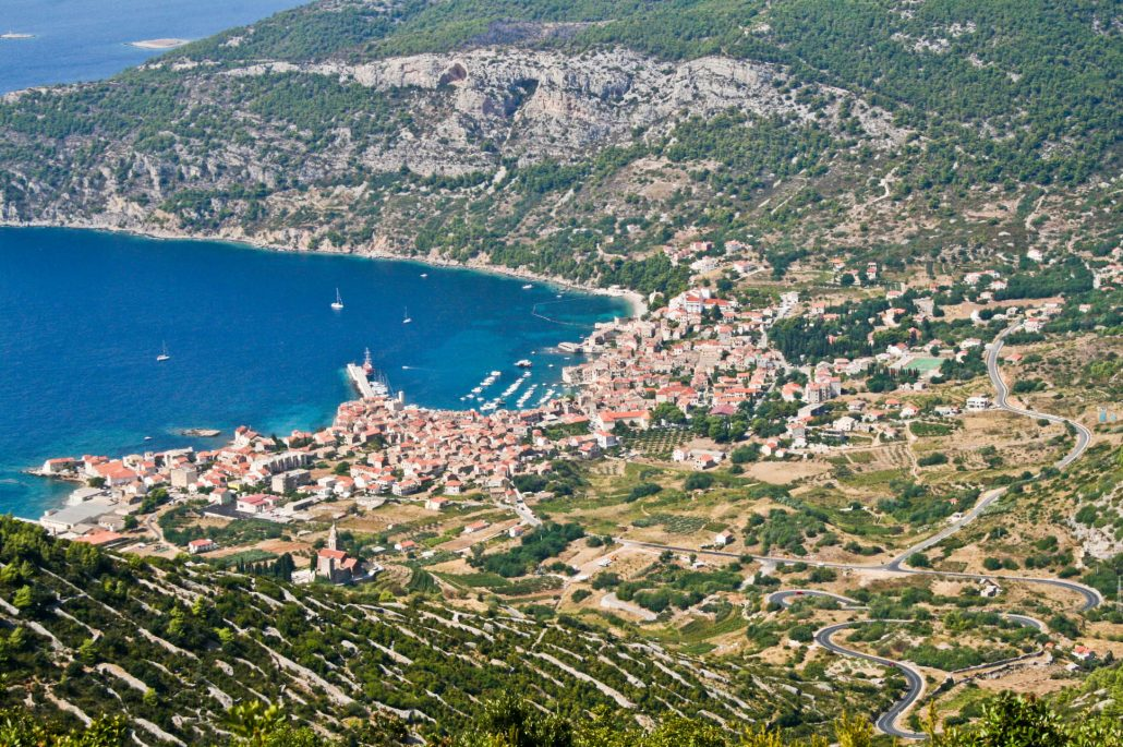 Top Ten Destinations in Croatia - Vis