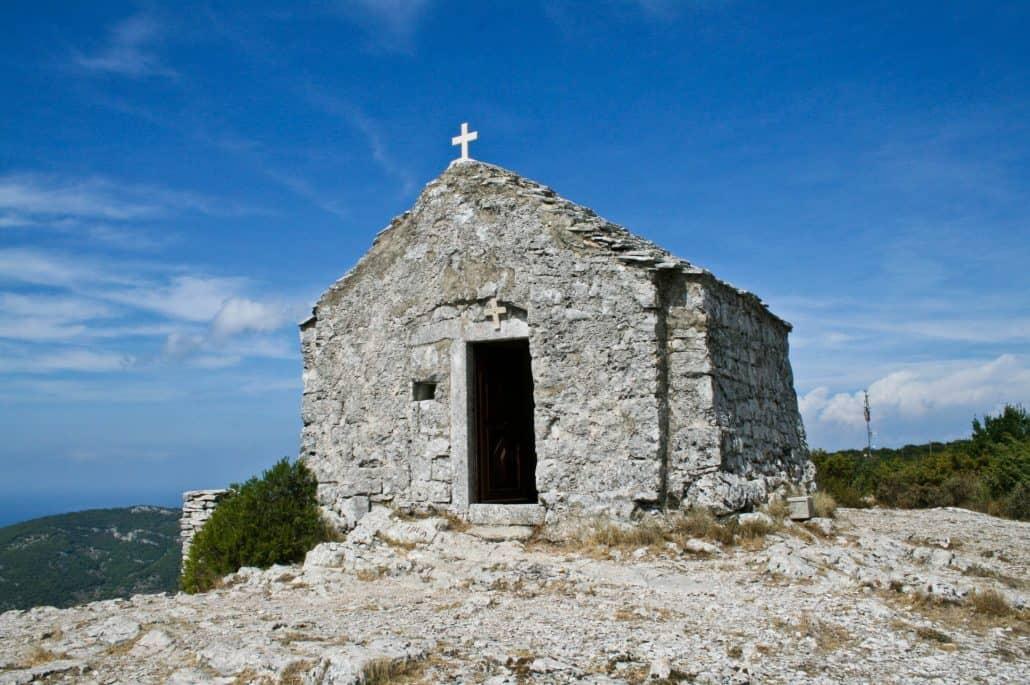 Photos of Vis - Hum chapel