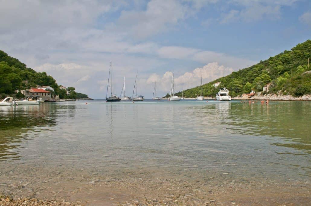 Photos of Vis - Stoncica beach