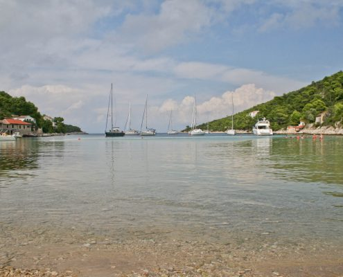 Photos of Vis - Stoncica beach