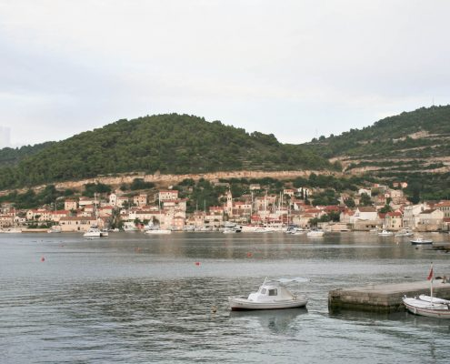 Photos of Vis - Walk from Vis Town