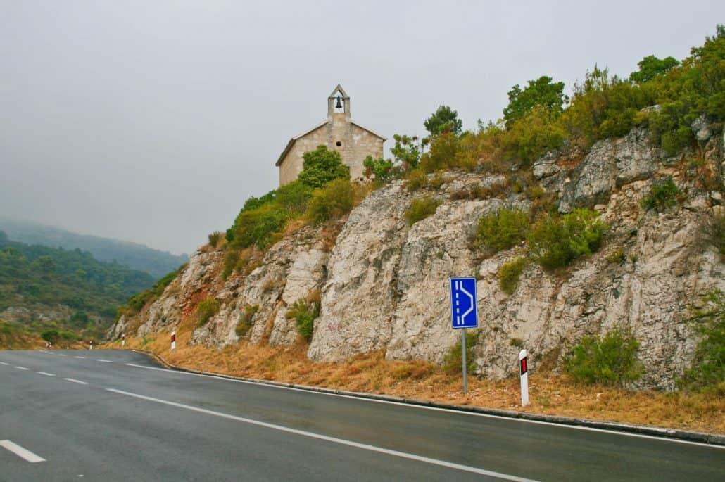 Photos of Vis - Road