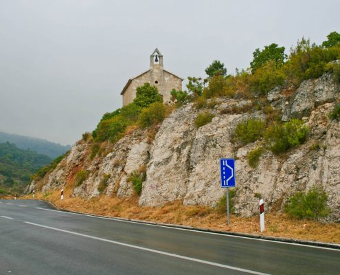 Photos of Vis - Road