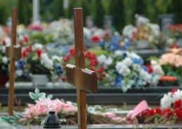 Images of Croatia 2 - Vukovar cemetery