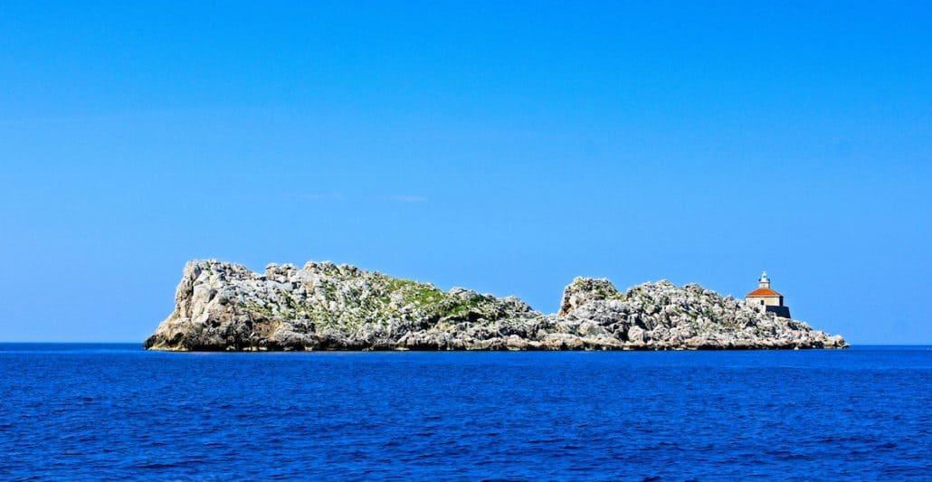 Photos of the Elafiti Islands - Grebeni