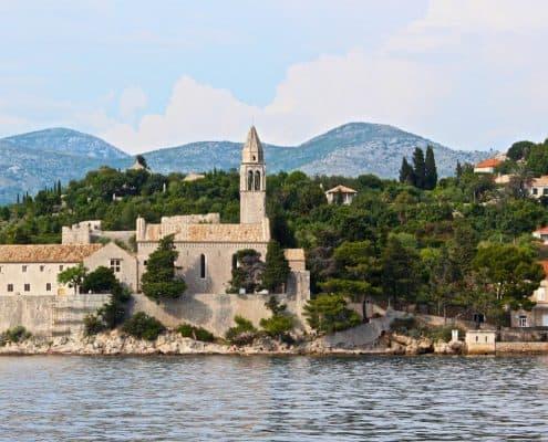 Photos of the Elafiti Islands - Lopud