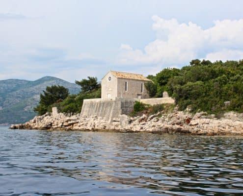 Photos of the Elafiti Islands - Saint Michael / Sveti Mihajlo on Lopud island