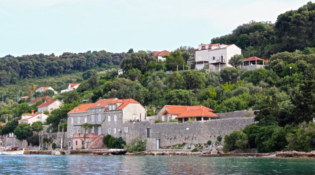 Photos of the Elafiti Islands - Kolocep