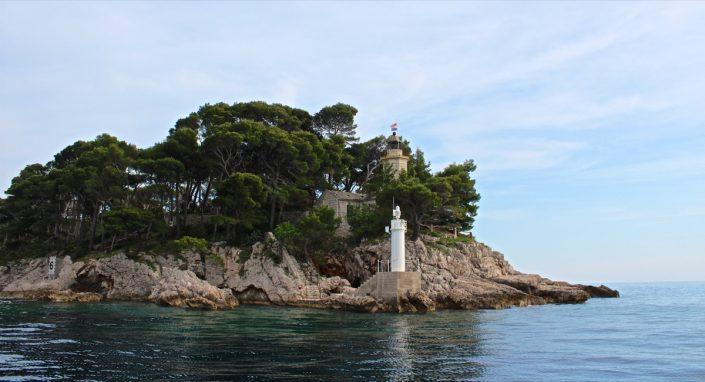 Photos of the Elafiti Islands - Daksa Island