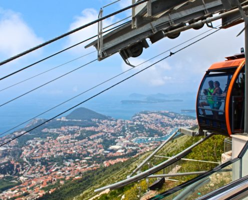 Photos of the Elafiti Islands - Dubrovnik Cable Car