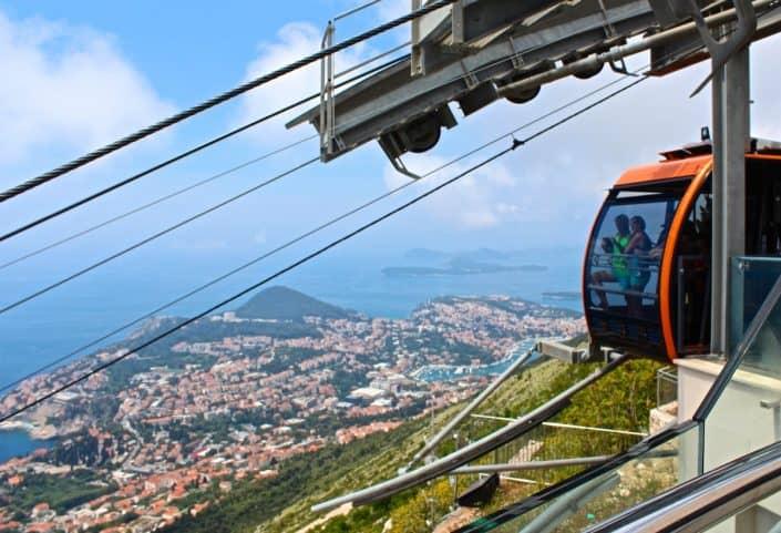 Photos of the Elafiti Islands - Dubrovnik Cable Car