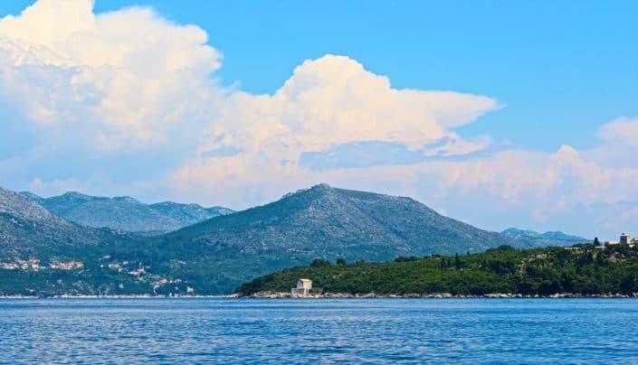 Photos of the Elafiti Islands - Saint Michael / Sveti Mihajlo on Lopud