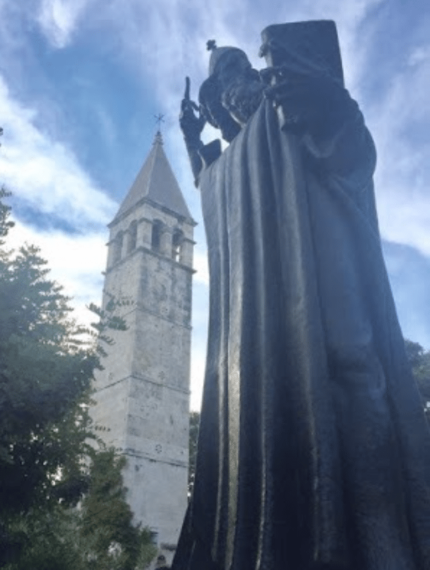 Croatia - The Thousand Island Wonderland - Gregory of Nin in Split