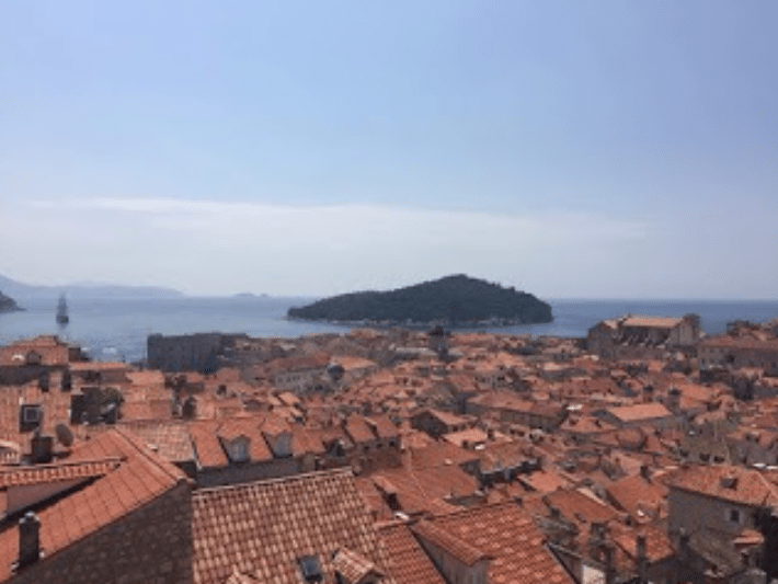 Croatia - The Thousand Island Wonderland - Dubrovnik view