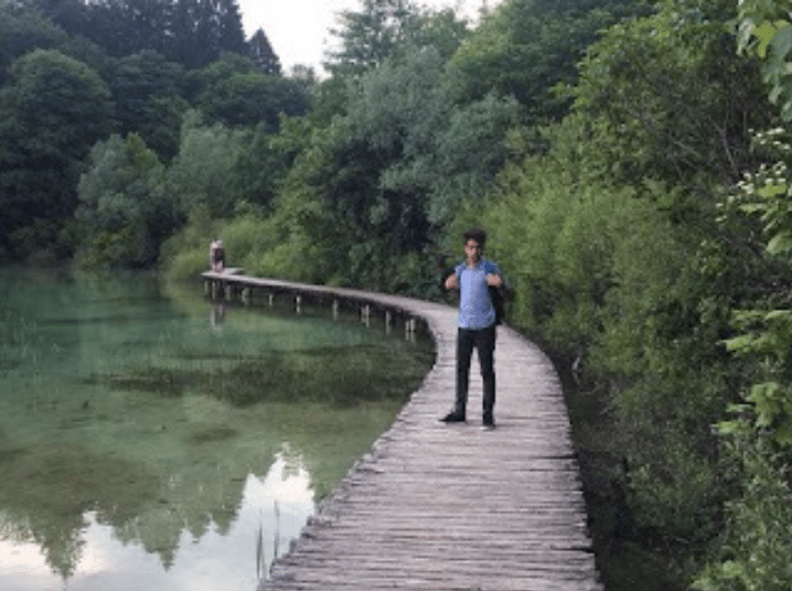 Croatia - The Thousand Island Wonderland - Plitvice Lake paths
