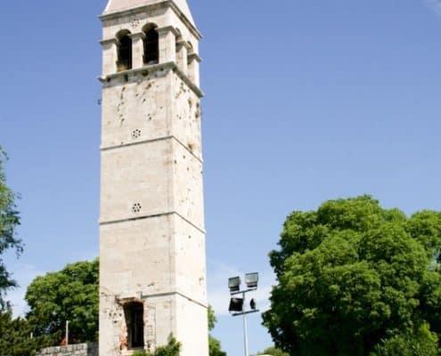 Photos of Split - Chapel of Arnir