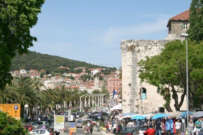 Photos of Split - People on the Riva