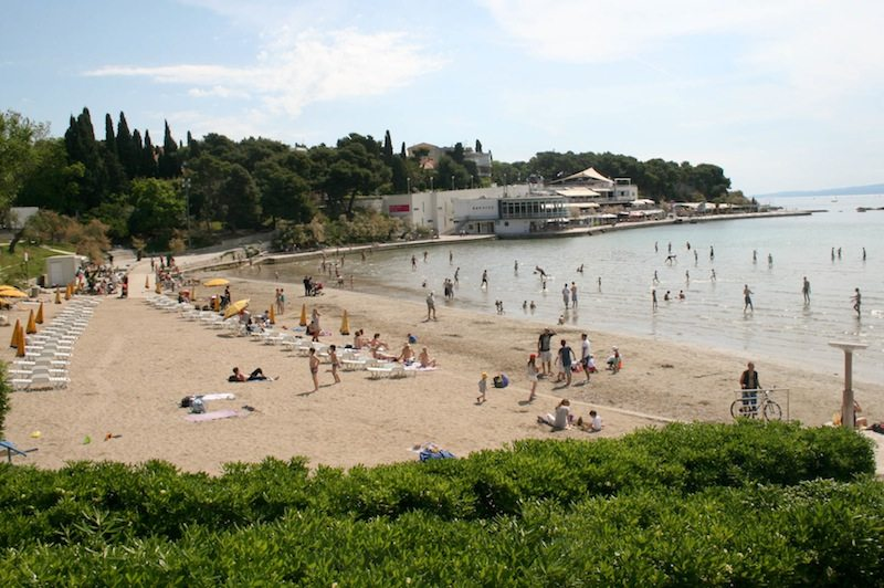 Photos of Split - Bacvice Beach