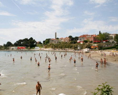 Photos of Split - Picigin on Bacvice Beach