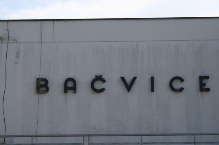 Photos of Split - Bacvice Beach sign