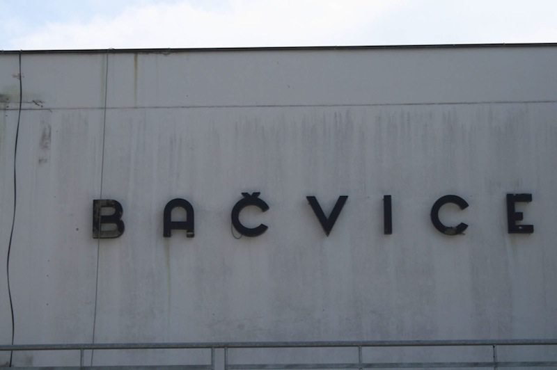 Photos of Split - Bacvice Beach sign