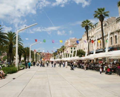 A weekend break in Croatia - Split