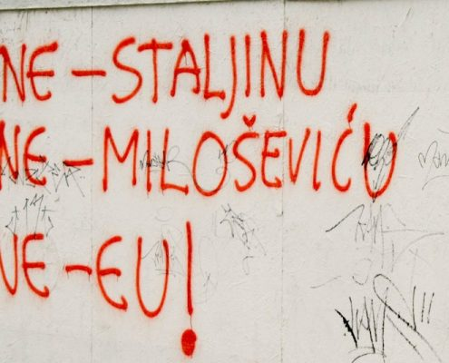 Photos of Split - Graffiti