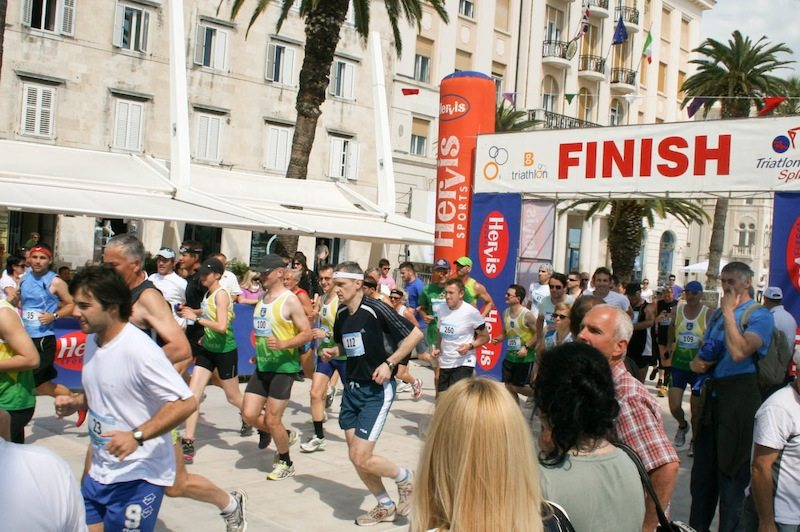 Photos of Split - Half marathon