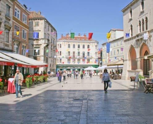 Photos of Split - Narodni trg
