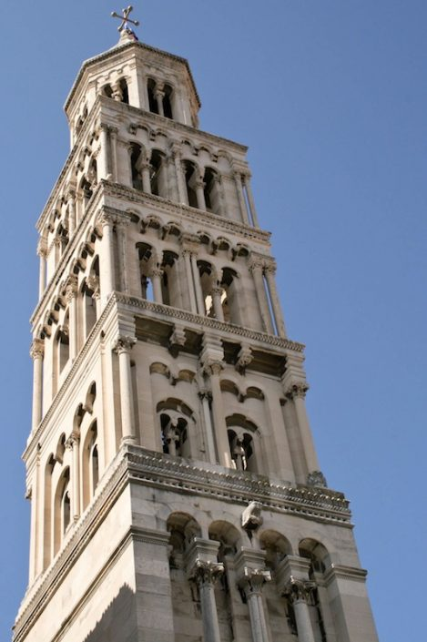 Photos of Split - Belltower