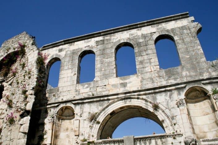 Photos of Split - Diocletian's Palace Walls