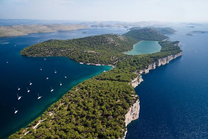 Nature Parks in Croatia - Telascica
