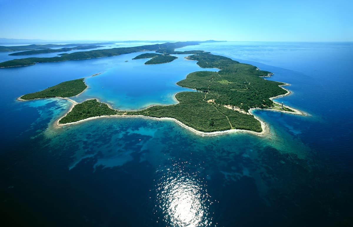 Triathlon Long Island - Dugi otok, Pantera bay and Veli rat