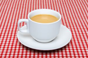 England and Croatia - Cup of Tea