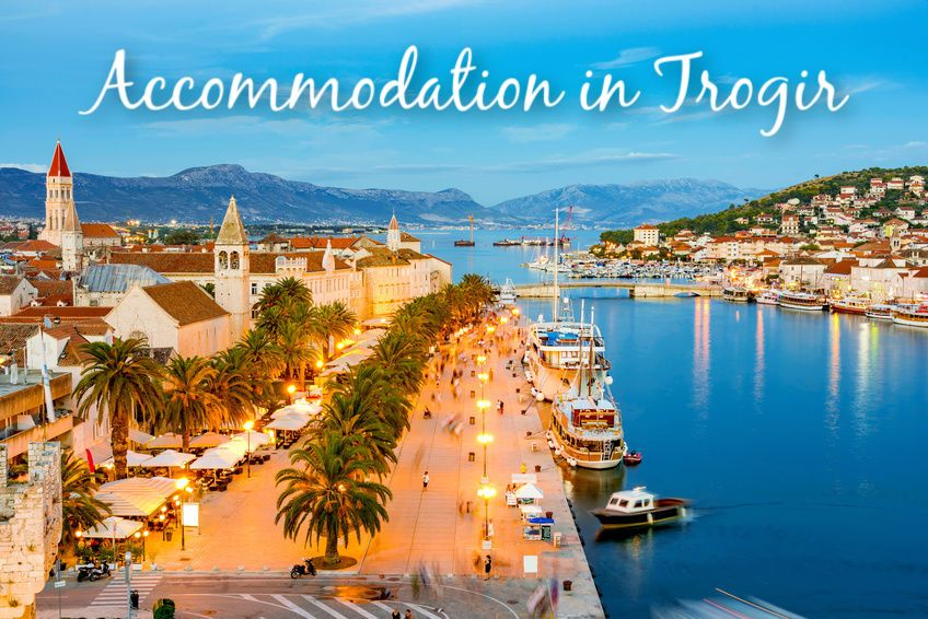 Accommodation in Trogir