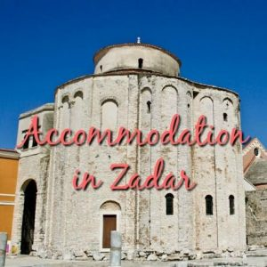 Accommodation in Zadar